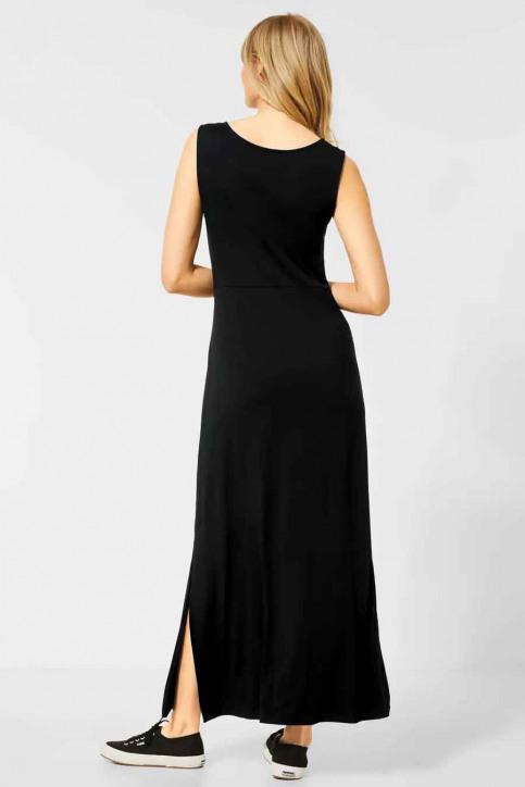 STREET ONE Robes courtes noir A142644_10001 BLACK img2