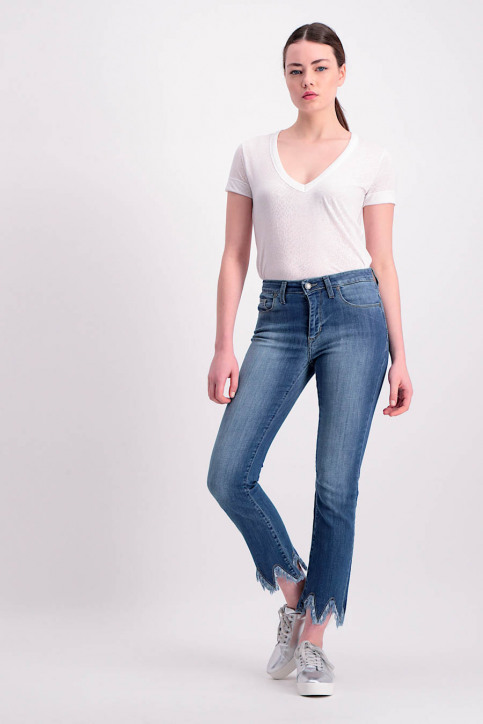 Astrid Black Label Jeans 7/8 blauw ABL NOOS EDGE S18_BLUE img2
