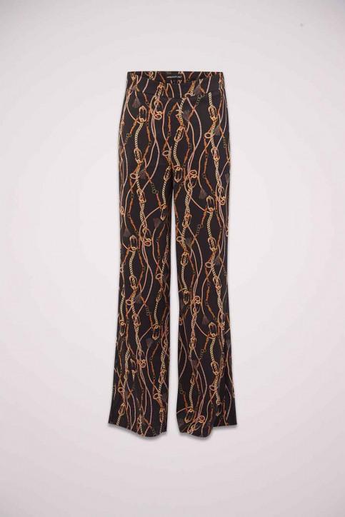 Astrid Black Label Pantalons ABL191WT 001_CHAIN PRINT img6