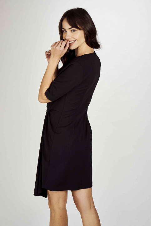 Astrid Black Label Robes courtes noir ABL201WT 040_BLACK img3