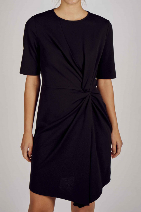 Astrid Black Label Robes courtes noir ABL201WT 040_BLACK img4
