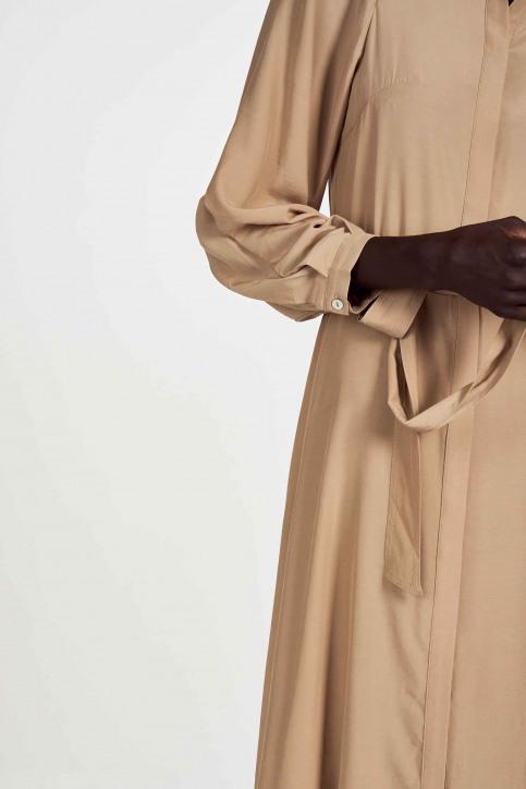 Astrid Black Label Robes 3/4 beige ABL202WT 005_LATTE img4