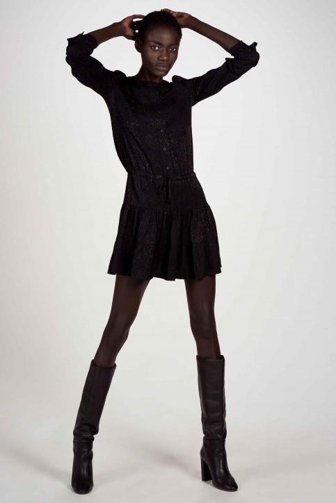 Astrid Black Label Robes courtes noir ABL202WT 012_BLACK img1