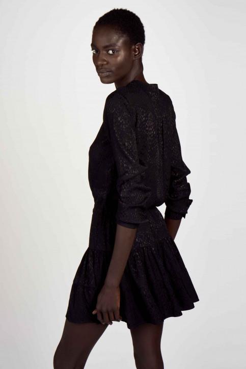 Astrid Black Label Robes courtes noir ABL202WT 012_BLACK img3