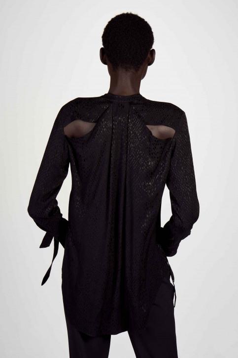 Astrid Black Label Chemisiers (manches longues) noir ABL202WT 020_BLACK img2
