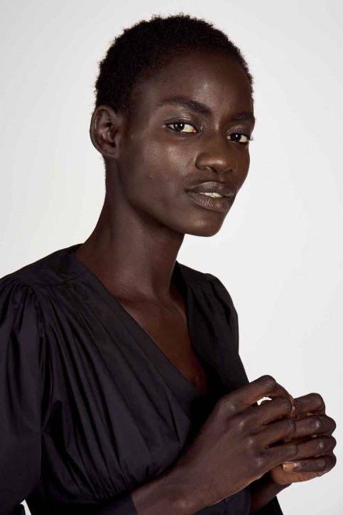 Astrid Black Label Chemisiers (manches longues) noir ABL202WT 023_BLACK img4