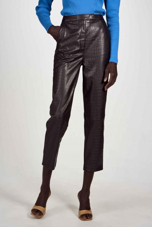 Astrid Black Label Pantalons brun ABL202WT 026_GANACHE img1
