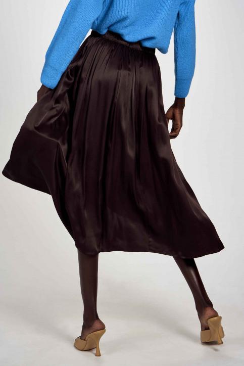 Astrid Black Label Jupes 3/4 brun ABL202WT 027_GANACHE img3