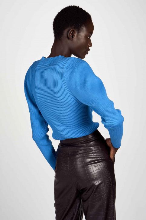 Astrid Black Label Pulls col O bleu ABL202WT 034_METHYL BLUE img3