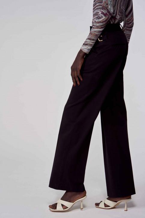 Kostuumbroeken zwart ABL213WT 002_BLACK img2