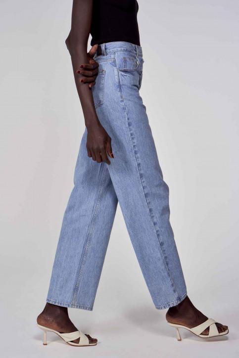 Jeans wide denim ABL213WT 005_DENIM BLUE img2