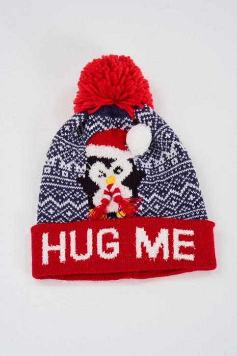 ZEB Style Lab Bonnets ACC MUTS HUG ME_MULTI COLOUR img1