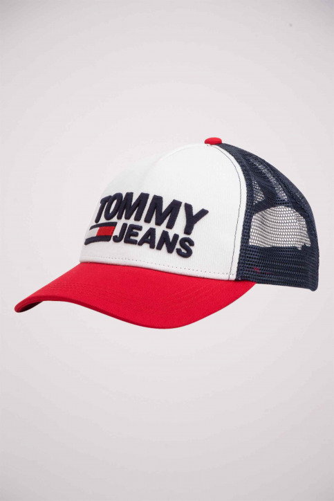 Tommy Jeans Petten blauw AM0AM04675_901 CORPORATE img1