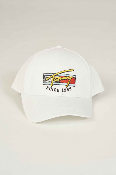 Casquettes blanc AM0AM04871104_104 BRIGHT WHIT img1