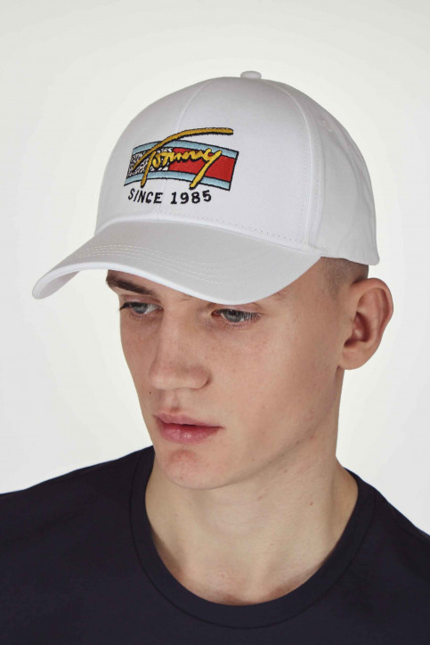 Casquettes blanc AM0AM04871104_104 BRIGHT WHIT img2