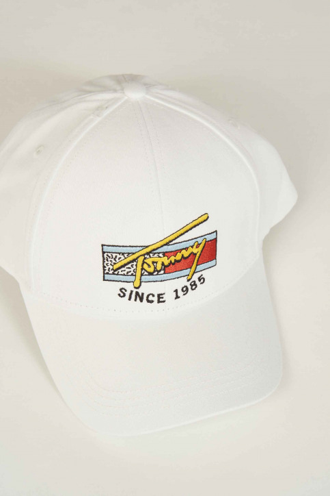 Casquettes blanc AM0AM04871104_104 BRIGHT WHIT img4