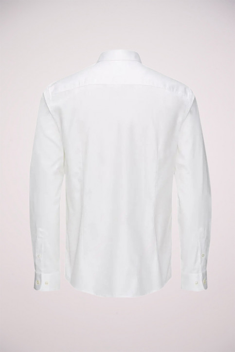 PREMIUM BY JACK & JONES Hemden (lange mouwen) wit ANDREW SHIRT LS_OPTICAL WHITE img5