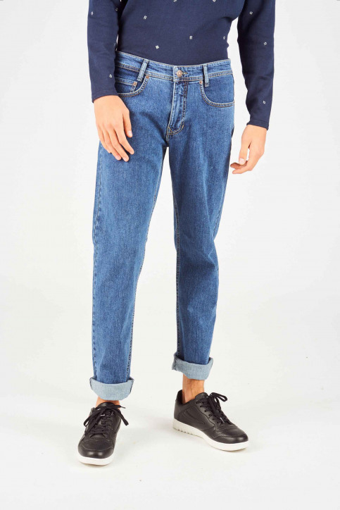 MAC Jeans straight denim ARNE_H510STONEWASH img1