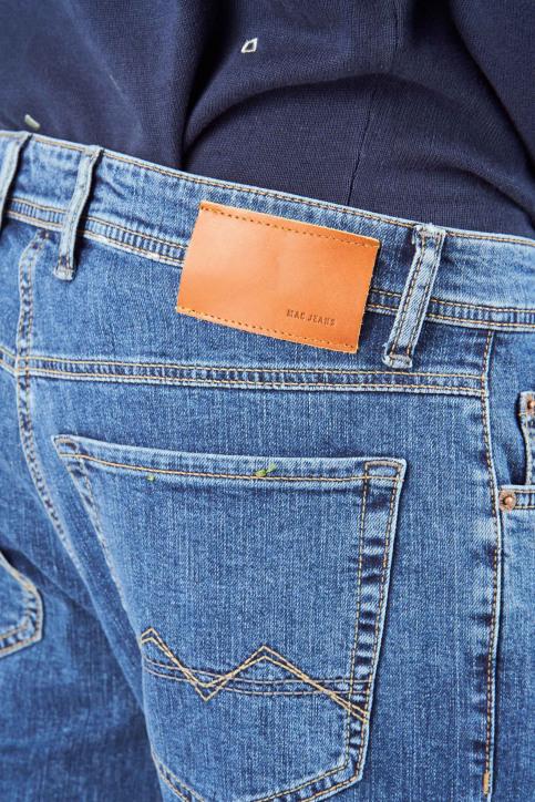MAC Jeans straight denim ARNE_H510STONEWASH img5