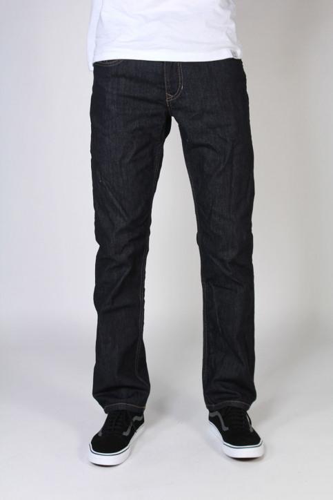MAC Jeans straight blauw ARNE_H750DARK BLUE img1