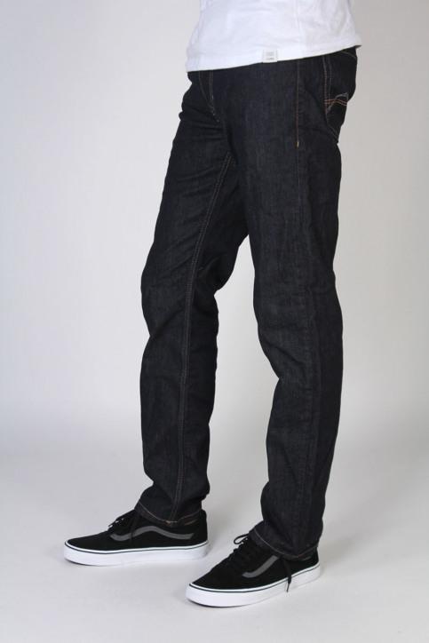 MAC Jeans straight blauw ARNE_H750DARK BLUE img2