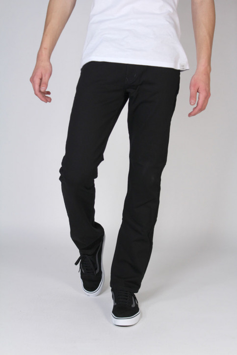 MAC Jeans straight noir ARNE_H900STAY BLACK img1
