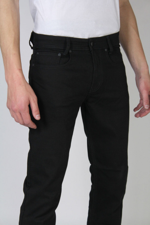 MAC Jeans straight noir ARNE_H900STAY BLACK img5