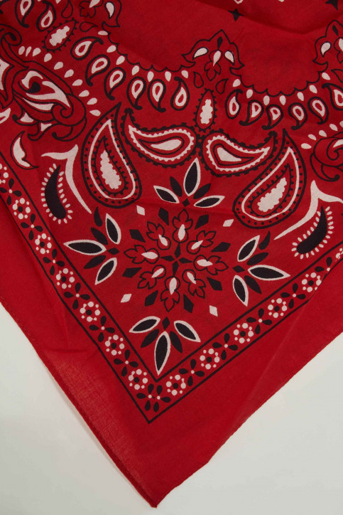 TALLY WEIJL Foulards rouge ASCREBAND_FORMULA ONE img3