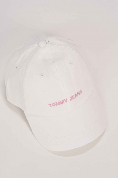 Tommy Hilfiger Casquettes blanc AW0AW06564104_104 BRIGHT WHIT img2