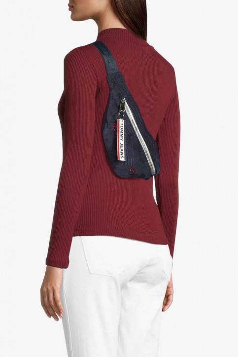 Tommy Jeans Handtassen multicolor AW0AW091020G1_ALL OVER LOGO img1
