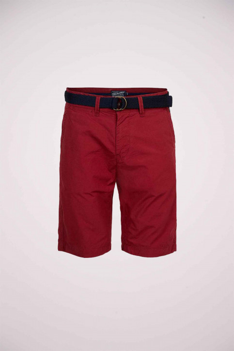 Petrol Shorts rouge B1000SHO501_3051 BIKING RED img1