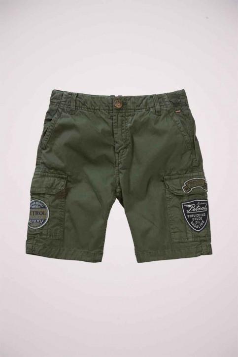 Petrol Shorts groen B1000SHO509_6093 DARK ARMY img1