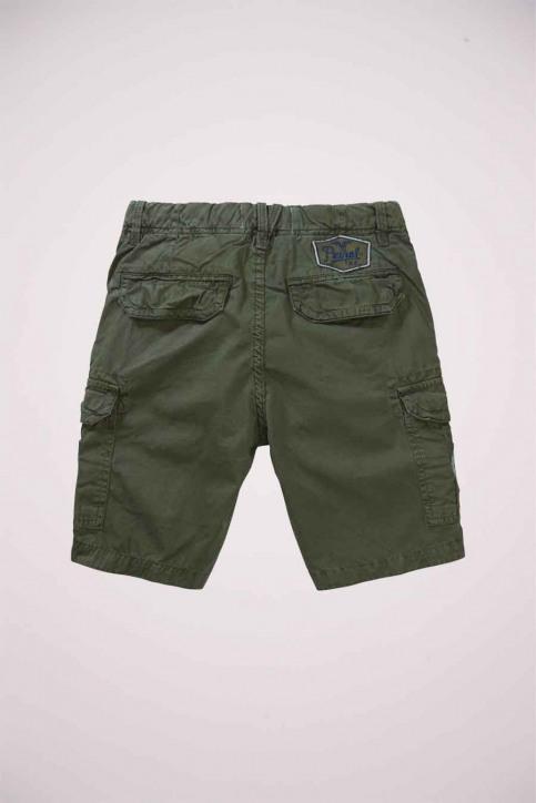 Petrol Shorts groen B1000SHO509_6093 DARK ARMY img2