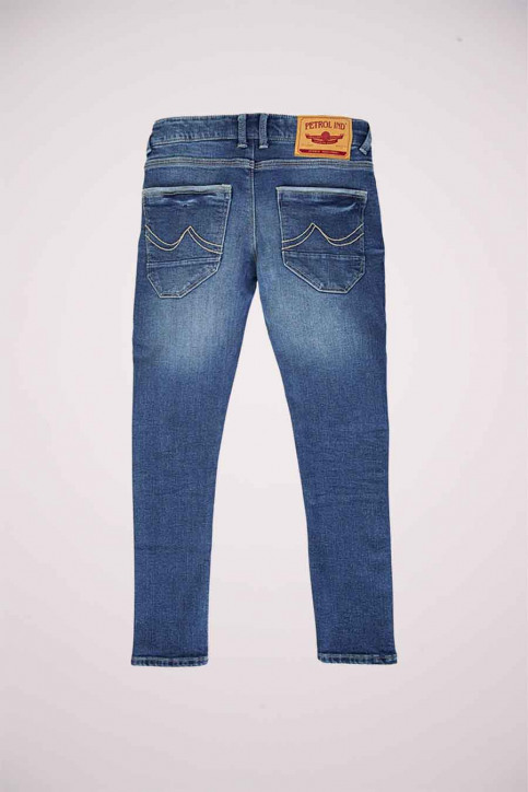 Petrol Jeans slim denim B3000DNM009_5701 LIGHT USED img2