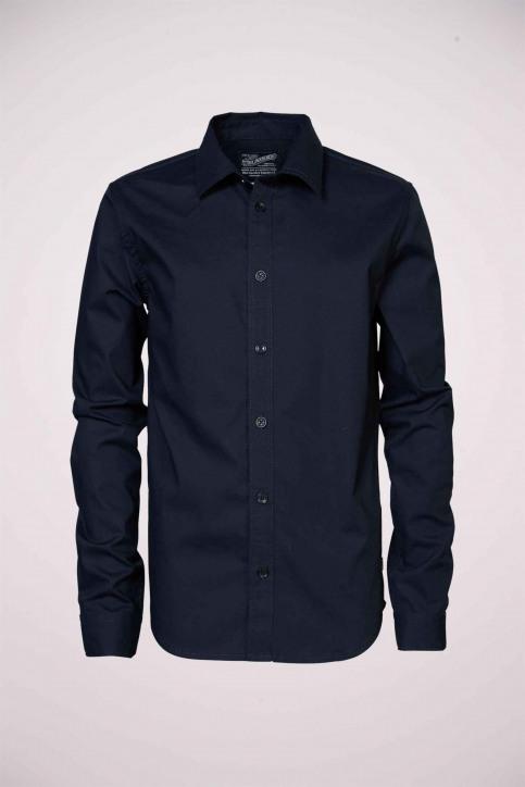 Petrol T-shirts manches longues bleu B3000SIL434_5091 DEEP NAVY img1