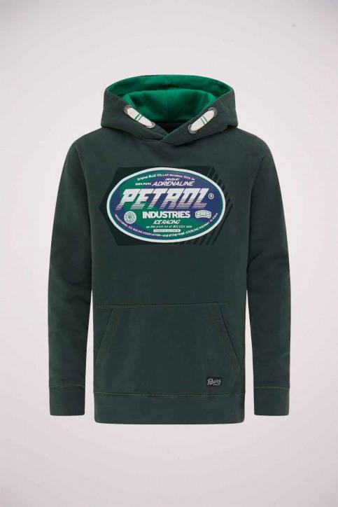 Petrol Sweaters col O B3000SWH300_6089 BOTTLE img1
