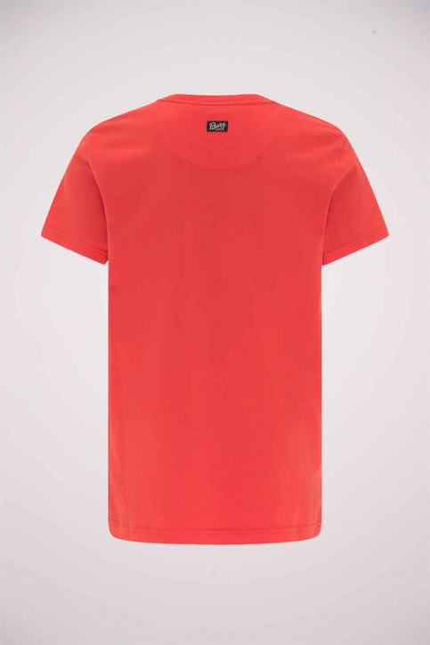 Petrol T-shirts manches courtes rouge B3000TSR600_3096 RED CHILI img2