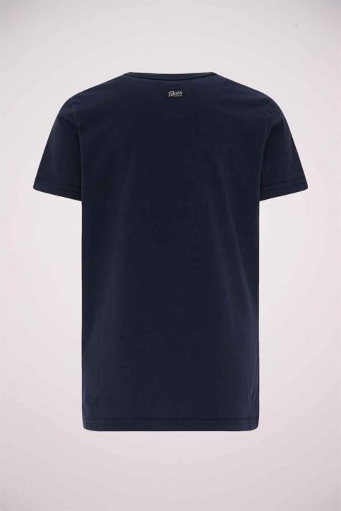 Petrol T-shirts manches courtes bleu B3000TSR602_5090 DEEP CAPRI img2