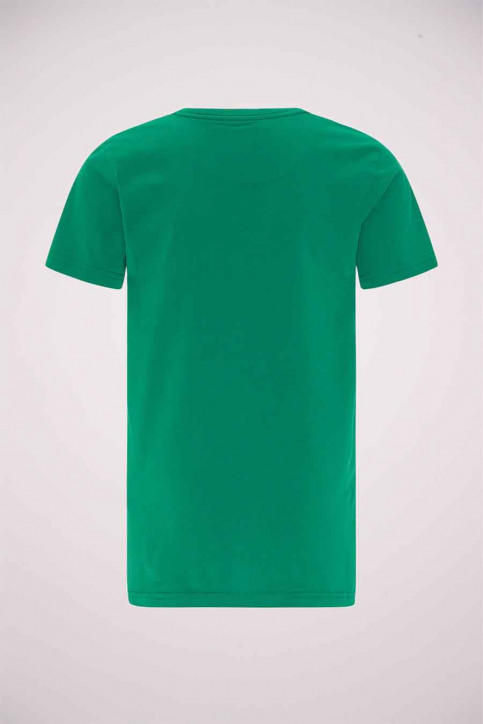 Petrol T-shirts manches longues vert B3000TSR604_6116 SHAMROCK img2
