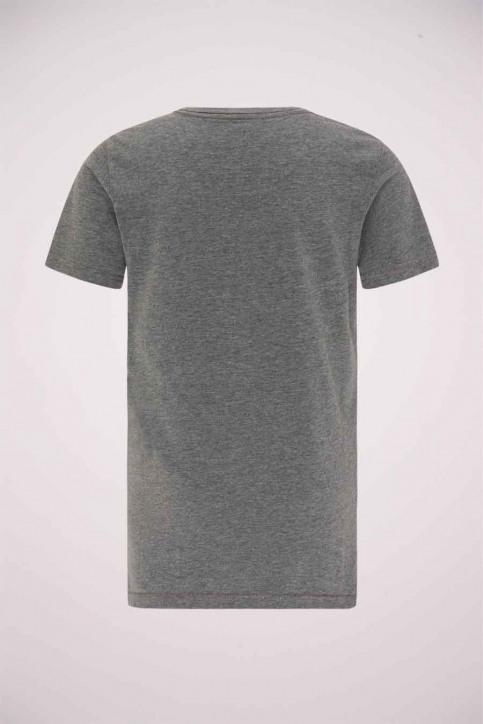 Petrol T-shirts manches longues gris B3000TSR604_9046 LGHT SLATE img2