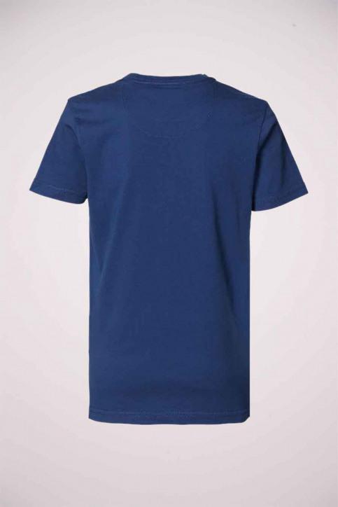 Petrol T-shirts manches courtes bleu B3000TSR655_5082 PETROL BLU img2