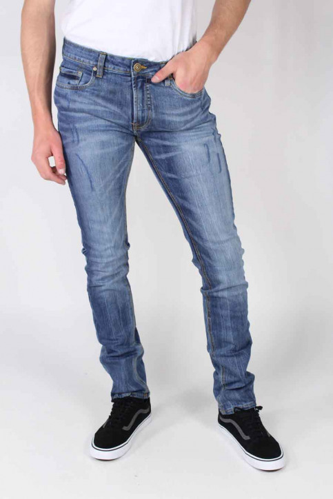 BRUCE & BUTLER Jeans special fit blauw BB BONANZA_BLUE WASH img1