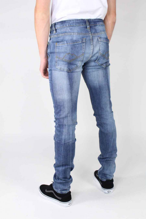BRUCE & BUTLER Jeans special fit blauw BB BONANZA_BLUE WASH img3