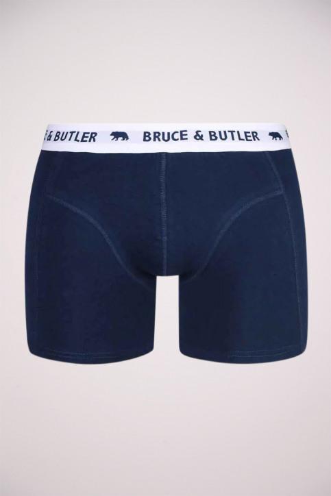 BRUCE & BUTLER Boxers blauw BB BOXER_NAVY img1