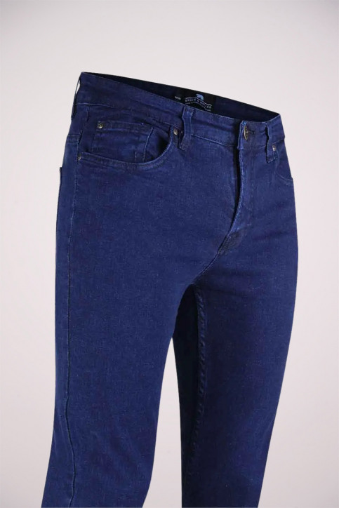 BRUCE & BUTLER Jeans slim denim BB BUCURESTI_DENIM BLUE img5