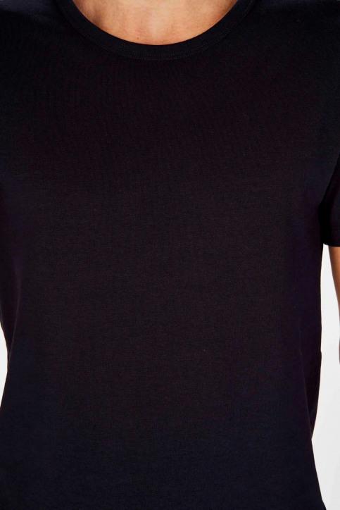 Bruce & Butler T-shirts (korte mouwen) blauw BB LENNART SS O 1P_NAVY img3