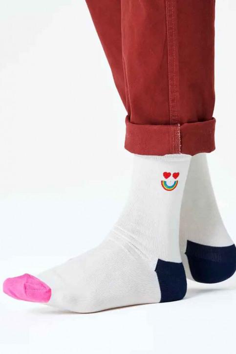 Happy Socks Sokken multicolor BEHR011300_EMBRO HAPPY RAI img2