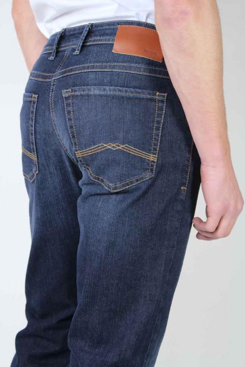 MAC Jeans straight bleu BEN_H741DARK VINTA img4