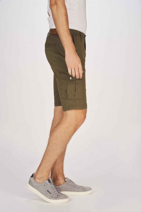 BRUCE & BUTLER Shorts beige BRB191MT 003_OLIVE img6