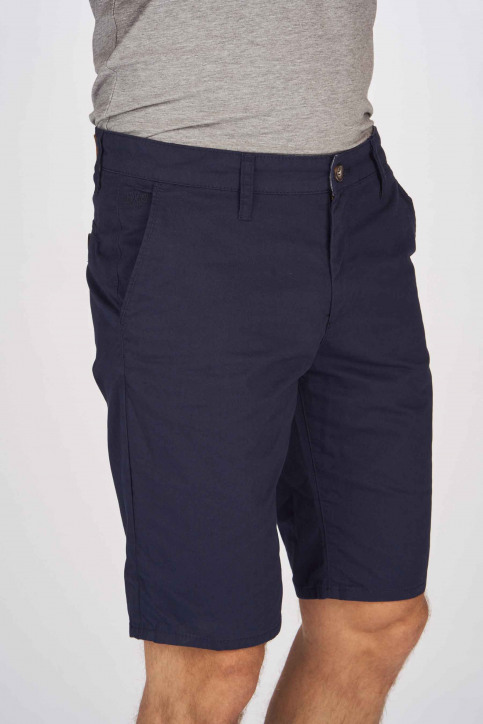 BRUCE & BUTLER Shorts blauw BRB191MT 005_NAVY img4